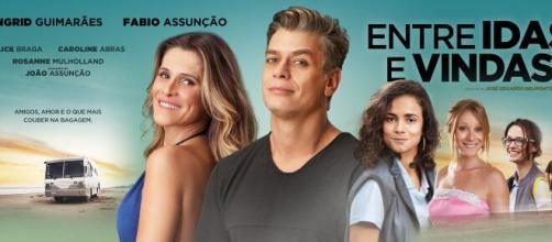 Filme contou com Fábio Assunção no elenco. (Reprodução/YouTube)