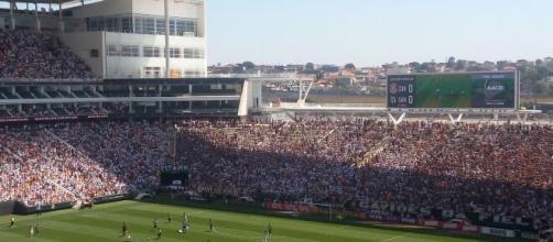 Foi para as quartas de finais o Palmeiras, Santos e São Paulo. (Arquivo Blasting News)