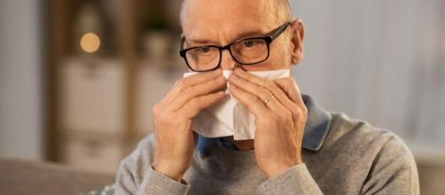 Informe de la pérdida del olfato en el coronavirus