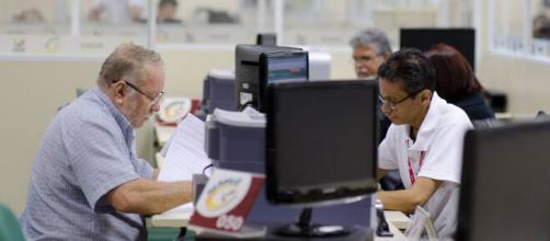 INSS autoriza prova de vida por meio de procurador durante a pandemia do coronavírus. (Pedro França/Agência Senado)