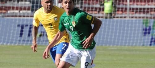 Marcelo Moreno, do Cruzeiro, é o único boliviano que destacou no futebol brasileiro. (Arquivo Blasting News)