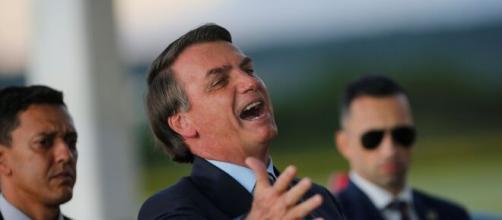 Presidente Jair Bolsonaro vira alvo de ação. (Arquivo Blasting News)