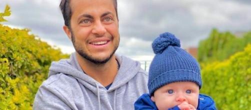 Thammy e Andressa são pais de Bento, de 6 meses. (Reprodução/Instagram/@thammymiranda)
