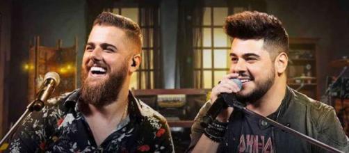 Zé Neto e Cristiano receberam críticas por live durante isolamento social. (Arquivo Blasting News)