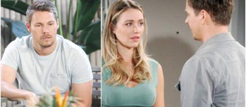 Beautiful, trame americane: Liam chiede a Wyatt di aiutarlo ad indagare su Flo.