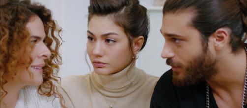 Daydreamer, trame Turchia: Ceyda vuole sedurre Divit, Aydin infastidita.