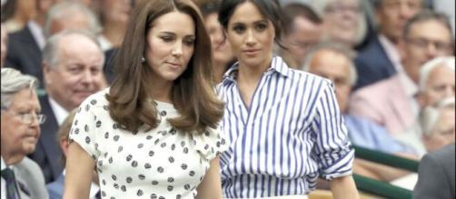 Enemigas íntimas: las razones de la guerra entre Kate Middleton y Meghan Markle