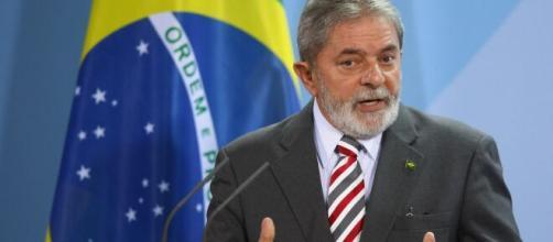 Ex-presidente Lula aparece como devedor ao fisco. (Arquivo Blasting News)