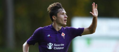 La Juventus torna su Federico Chiesa.