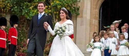La princesa Eugenia no recibe ningún nuevo título tras su boda