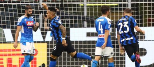 Le probabili formazioni di Atalanta-Inter.