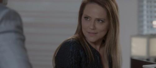 Lili descobre pista sobre falsa morte de Sofia. (Arquivo Blasting News)
