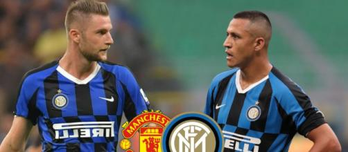 L'Inter potrebbe inserire Skriniar nella trattativa con il Manchester United per Sanchez.