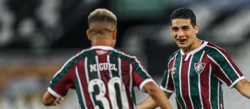 Miguel e Michel Araujo podem ser titulares no Flu (Foto: Arquivo/Blasting News)