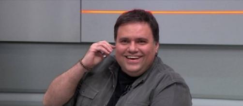 Rodrigo Rodrigues, apresentador do 'Troca de Passes' do SporTV morre aos 45 anos. (Reprodução/SportTV)