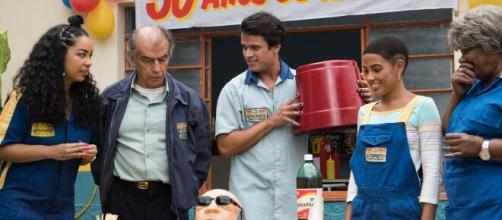 Série brasileira previu quarentena e fez piada com isolamento social. ( Arquivo Blasting News )