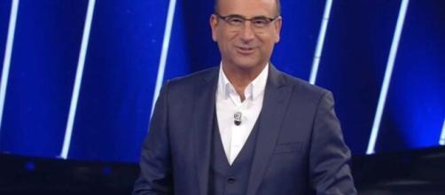 Tale e Quale show: il conduttore Carlo Conti