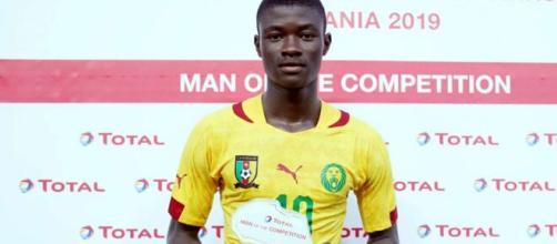 Toulouse: le club officialise l'arrivée du grand espoir du football africain, Steve Mvoué