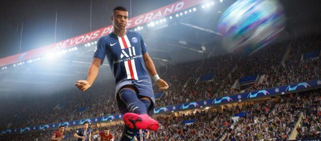 Les notes des équipes FIFA21 ont fuitées, les fans du PSG furieux