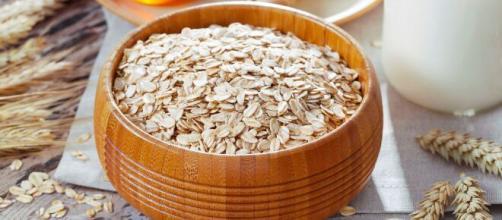 Aveia é um alimento que deve ser considerado na dieta. (Arquivo Blasting News)