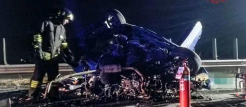 Calabria, muoiono due persone in un incidente. (Foto di repertorio)
