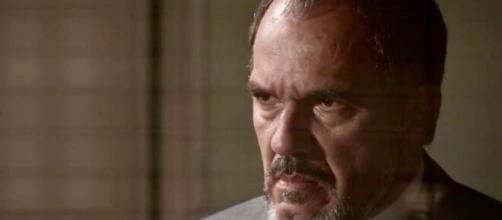 Em 'Totalmente Demais', Germano será preso. (Reprodução/TV Globo)