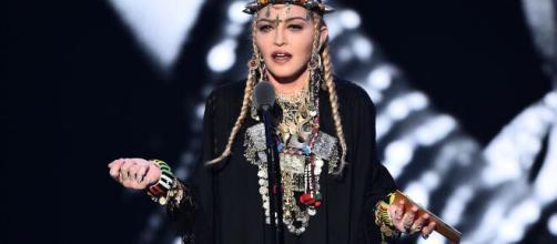 Madonna defende cloroquina para tratamento da Covid-19. (Arquivo Blasting News)