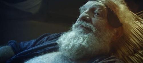 O ator brilhou no filme 'Alexandre e Outros Heróis'. (Reprodução/YouTube)