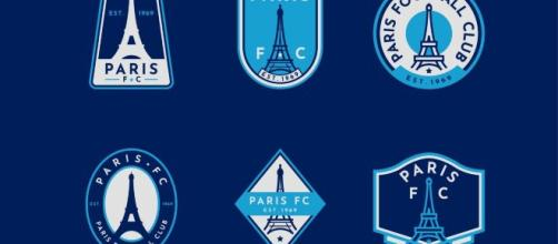 Paris FC Club Badges by Ryan Alexander Wilson on Dribbble - dribbble.com