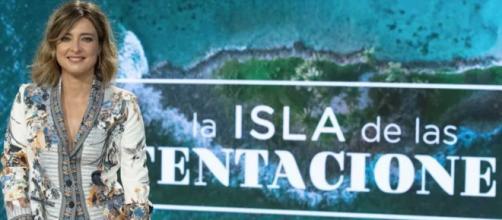 Sandra Barneda presentadora de La isla tentaciones