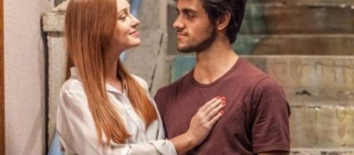 Jonatas mostrará que ainda se importa com a ruiva em 'Totalmente Demais'. (Reprodução/TV Globo)