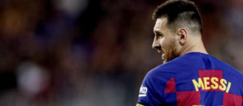 Messi potrebbe lasciare il Barcellona