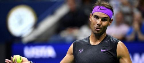 Rafa Nadal, vincitore nella passata stagione del Roland Garros e dei Us Open.
