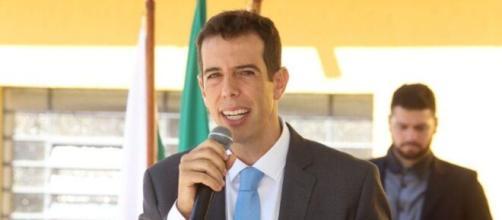 Renato Feder tem seu nome rejeitado por alas ideológica do governo Bolsonaro. (Arquivo Blasting News)