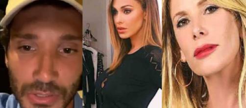 Stefano De Martino smentisce su Instagram il rumor che lo vedrebbe protagonista di un tradimento ai danni di Belen Rodriguez.