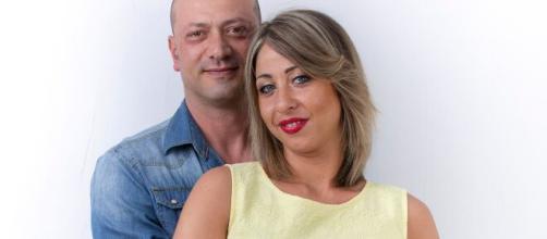Temptation Island 2020, Alessandro con la fidanzata Sofia.