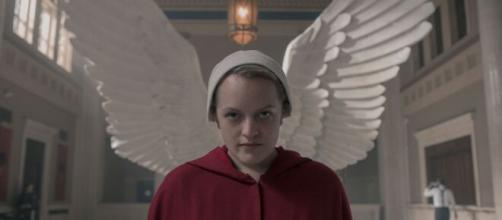 'The Handmaid's Tale: O conto da aia' já está em sua quarta temporada (Arquivo Blasting News)