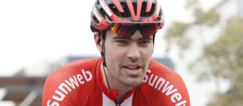 Tom Dumoulin ha lasciato la Sunweb per passare alla Jumbo Visma
