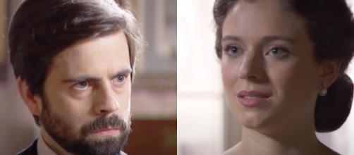 Una vita, trame Spagna: Genoveva torna insieme a Felipe, Velasco prova a ucciderla.