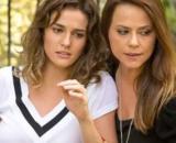Sofia retornará para atormentar Lili e Rafael em 'Totalmente Demais'. (Reprodução/ TV Globo)