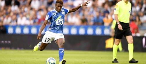 Avant Strasbourg - Lokomotiv Plovdiv : Jean-Ricner Bellegarde, l ... - eurosport.fr