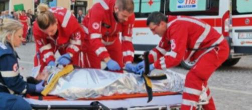 Calabria, giovane precipita da un ospedale e muore (foto di repertorio).