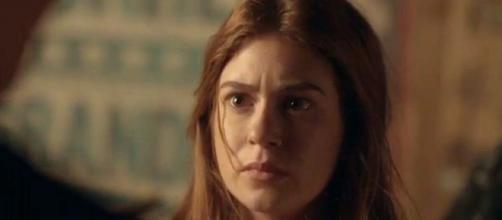 Eliza descobre quem é seu pai em 'Totalmente Demais'. (Arquivo Blasting News)
