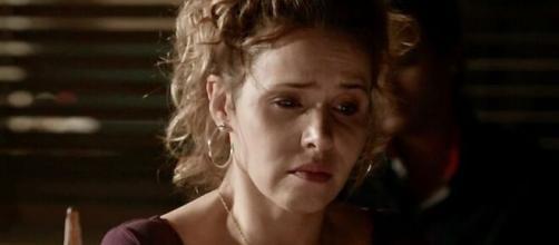 Gilda confessará crimes cometidos por Dino em 'Totalmente Demais'. (Reprodução/TV Globo)