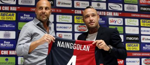 Il Cagliari lavora per l'acquisto di Nainggolan dall'Inter.