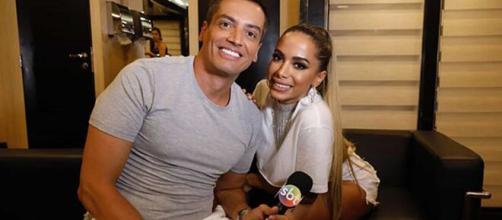 Léo Dias detona Anitta em participação no 'Pânico'. (Arquivo Blasting News)