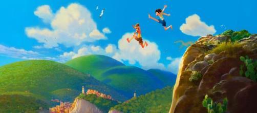 'Luca', nova animação da Disney fala sobre passagem para a vida adulta e amizade sem preconceitos. (Divulgação/Disney)