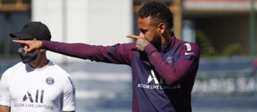 Neymar une interview qui fait le buzz et il se remet les fans du PSG dans la poche - Photo Instagram Neymar
