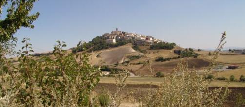 Forenza, in provincia di Potenza.