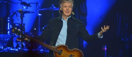 Paul McCartney participará do Lollapalooza 2020. (Arquivo Blasting news)